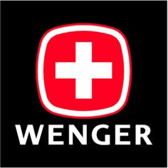 "Wenger logo ""genuine"" Swiss army knife maker"