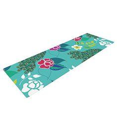 Kess InHouse Julia Grifol Pastel Triangles White Gray Digital Round Beach Towel Blanket