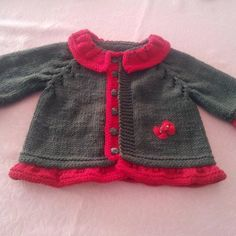 Nusret Hotels – Just another WordPress site Baby Cardigan, Baby Pullover, Baby Vest, Cardigan Pattern, Knit Cardigan, Spool Knitting, Knitting For Kids, Crochet For Kids, Baby Knitting Patterns