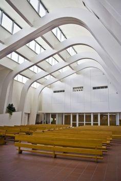 Iglesia de la Riola / Alvar Aalto
