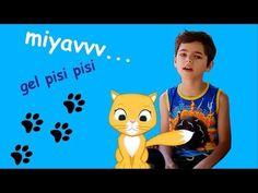 Miyav Çocuk Şarkısı - Onur Erol & Pinhan Erol - YouTube