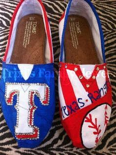 Texas Rangers Toms @Texas Rangers
