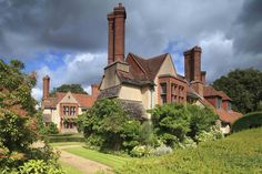 Goddards, Surrey - one of our 50 for Free properties #charity #historic buildings self catering #socialenterprise http://www.landmarktrust.org.uk/news-and-events/50-for-free/