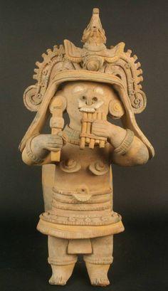 Vaso y guerrero – Museo Chileno de Arte Precolombino Museo Chileno de Arte…