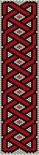 Je vous propose des schémas de bracelets (peyote) que j'ai réalisé avec BeadTool4. J'alimenterai ce post au fur et à mesure ! Sur le même thème