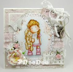 DeeDee´s Card Art: ♥ A Creative Romance DT - BINGO! ♥