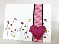 Friend, Simply Said by luvtostampstampstamp - Cards and Paper Crafts at Splitcoaststampers