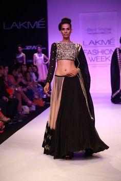Jatin Verma black wedding wear
