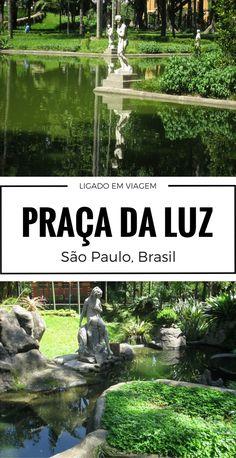 O Parque Jardim da Luz, anteriormente um Jardim Botânico, é o mais antigo parque público da cidade de São Paulo no Brasil.