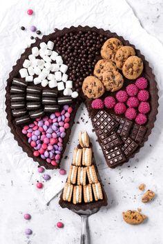 Süßigkeiten-Tarte © Nicest Things