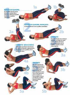 Descubra quais os melhores métodos para treinar o abdômen | Dicas de Musculação