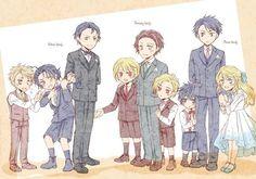 Sherlock Kiss, Sherlock Anime, Sherlock Holmes 3, Anime Vs Cartoon, Manga Anime, I Love Anime, Anime Guys, James Moriarty, Anime Stories