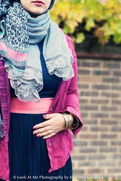 Hijab Style - Sally Leila