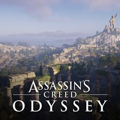 Hello, here are some screenshots from Assassin's Creed Odyssey and some areas I worked on, I had the chance to work on this great game with talented artists and so many people involved in the production that it's a bit hard to tell which part is