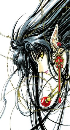 RG Veda ~~ Ashura who is indeed MALE.