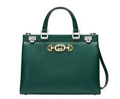 99bcf1433175 Gucci Zumi Collection | GUCCI ®. Boston BagGreen BagSmooth ...