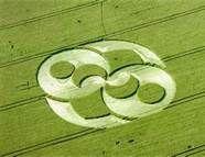 crop circles -