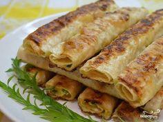Лаваш со шпинатом и сыром - пошаговый рецепт с фото на Повар.ру