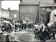 Rag and Bone yard, Brixton, London London Pictures, London Photos, Old Pictures, Old Photos, London View, South London, London History, British History, Vintage London