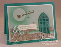 Debbie's Designs: My Preview Project, Tutorial & Blog Candy!