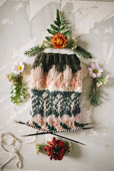 muitaihaniasyyssukat_-paiva5neulekuva Color Schemes, Knit Crochet, Sewing, Knitting, Crocheting, R Color Palette, Crochet, Dressmaking, Couture