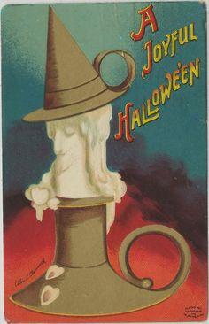 HALLOWEEN c.1915