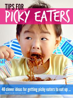 Aug 08, · If you want even more healthy snacks for picky eaters, then you'll find a huge cache of them on my Pinterest Boards. I probably pin food ideas for kids more than anything else. Follow along here and be sure to check out the Picky Eater Kids Tips and Recipes and the Food Ideas for Kids .