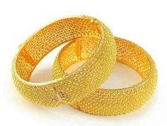 Wholesale Fashion Bracelets at cheapest price directly from Factory - Get Gold & Silver Plated Fashion Bracelets at Best Price on Arihant Bangles. Gold Bangles Design, Gold Jewellery Design, Gold Jewelry, Bridal Jewellery, Tiffany Jewelry, Wedding Jewelry, Jewlery, Metal, Gold Pendant
