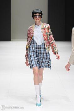 Pageant S/S '13 via @Fashionising .com