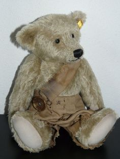 BIB PANTS, Vintage Style,  for antique teddy bears & dolls #handmade