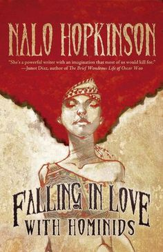 Review of Falling in Love with Hominids by Nalo Hopkinson