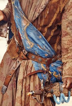 FOLLOW FOR MORE! Layers. Fashion. Old Fashion. Knife. Knives. Steampunk. Layering. Costumes.