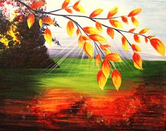 Paint Nite Orlando | Windermere Country Club 10/09/2014