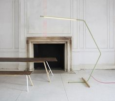 Mr. light series by Tomás Alonso Floor lamp