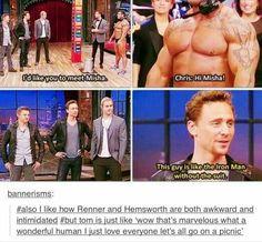 Haha Tom
