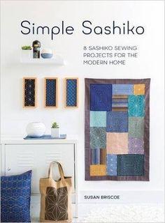 Simpel Sashiko af Susan Briscoe