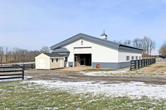 27 beautiful acres and horse facility located at 5361 Paris Pike Lexington, Kentucky - stable Property Listing, Property For Sale, Kentucky Horse Park, Run In Shed, Find Homes For Sale, Real Estate Companies, Outdoor Entertaining, Stables, Luxury Real Estate