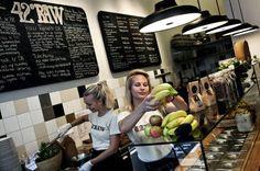 vegetarian restaurants Copenhagen