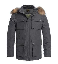http://www.woolrichoutletarticparka.com/arctic-parka-woolrich-uomo-fur-trim-jacket-grigio-lucido-p-11.html Arctic Parka Woolrich Uomo Fur Trim Jacket Grigio Lucido