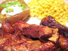 crock pot ribs.