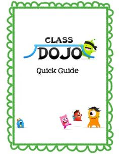 *FREEBIE* A great management tool! A quick beginners guide on how to get set up with Class Dojo and a couple of forms to use as well! Classroom Reward System, Classroom Rewards, Classroom Behavior Management, 4th Grade Classroom, Classroom Organisation, School Classroom, Behaviour Management, Chevron Classroom, Class Management