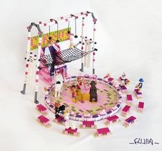 LEGO Friends Circus Rehearsal | Flickr - Photo Sharing!