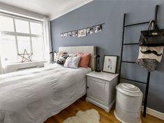 Un piso decorado en gris que hará que te olvides del blanco, ¡no te lo pierdas!