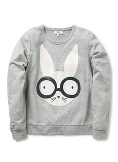 seed | funny bunny sweater