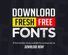 New Fonts 2018 Free Download #freefonts #scriptfonts #typeface #newfonts #bestfonts #fonts2018 #freedownload