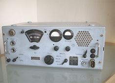Museum-NT | object: Rohde & Schwarz VHF monitor receiver ESM 300