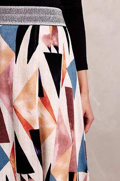 Marini Wrap Skirt - anthropologie.com