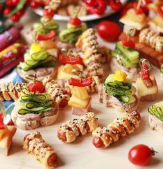 Healthy Sandwiches, Skinnytaste, Nutrition Plans, Pasta Salad, Snacks, Ethnic Recipes, Food, Skinny Taste, Crab Pasta Salad