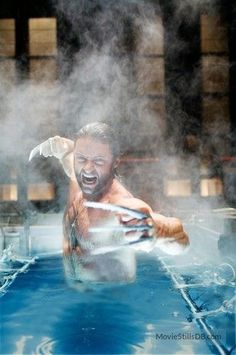 X-Men Origins: Wolverine - Publicity still of Hugh Jackman Logan Wolverine, Wolverine Movie, Wolverine Art, Marvel E Dc, Marvel Comic Universe, Marvel And Dc Characters, Marvel Movies, Fictional Characters, Hugh Jackman Shirtless