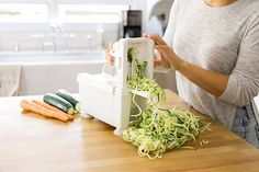3 Guilt-Free Recipes to Make with Your Spiralizer